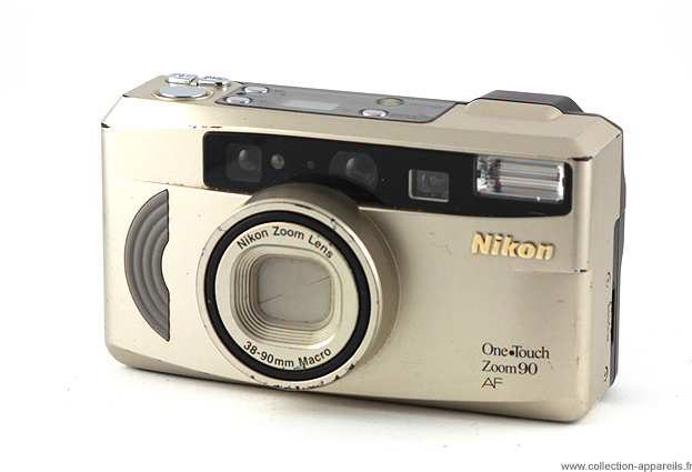 Nikon One.Touch Zoom 90 AF