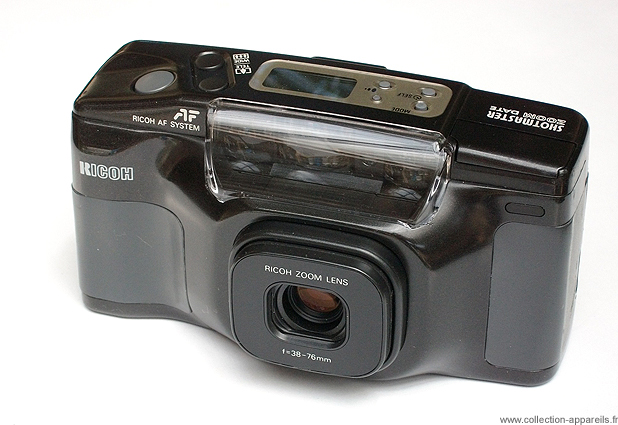 Ricoh Shotmaster Zoom Date