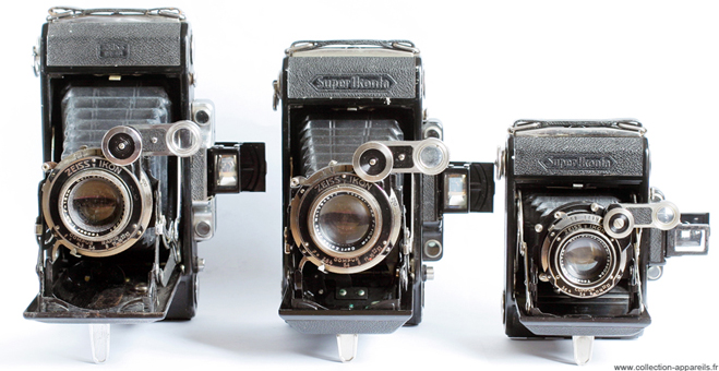 Zeiss Ikon Super Ikonta D